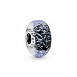 Charm  Cristal de Murano Azul Oscuro - 798938C00