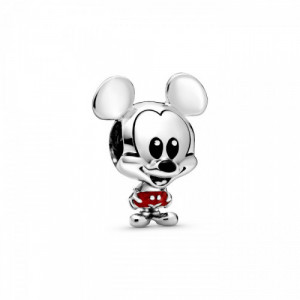 Charm Mckey Mouse con Pantalones Rojos - 798905C01