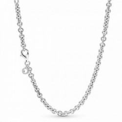 Cadena en plata de ley Cable Grueso - 399564C00-45
