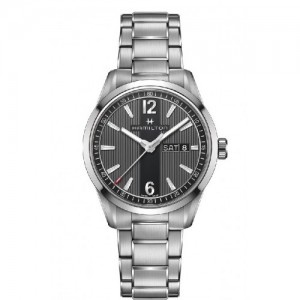Hamilton Broadway Day Date Quartz - H43311135