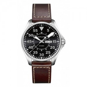 Hamilton Khaki Aviation Pilot Quartz - H64611535