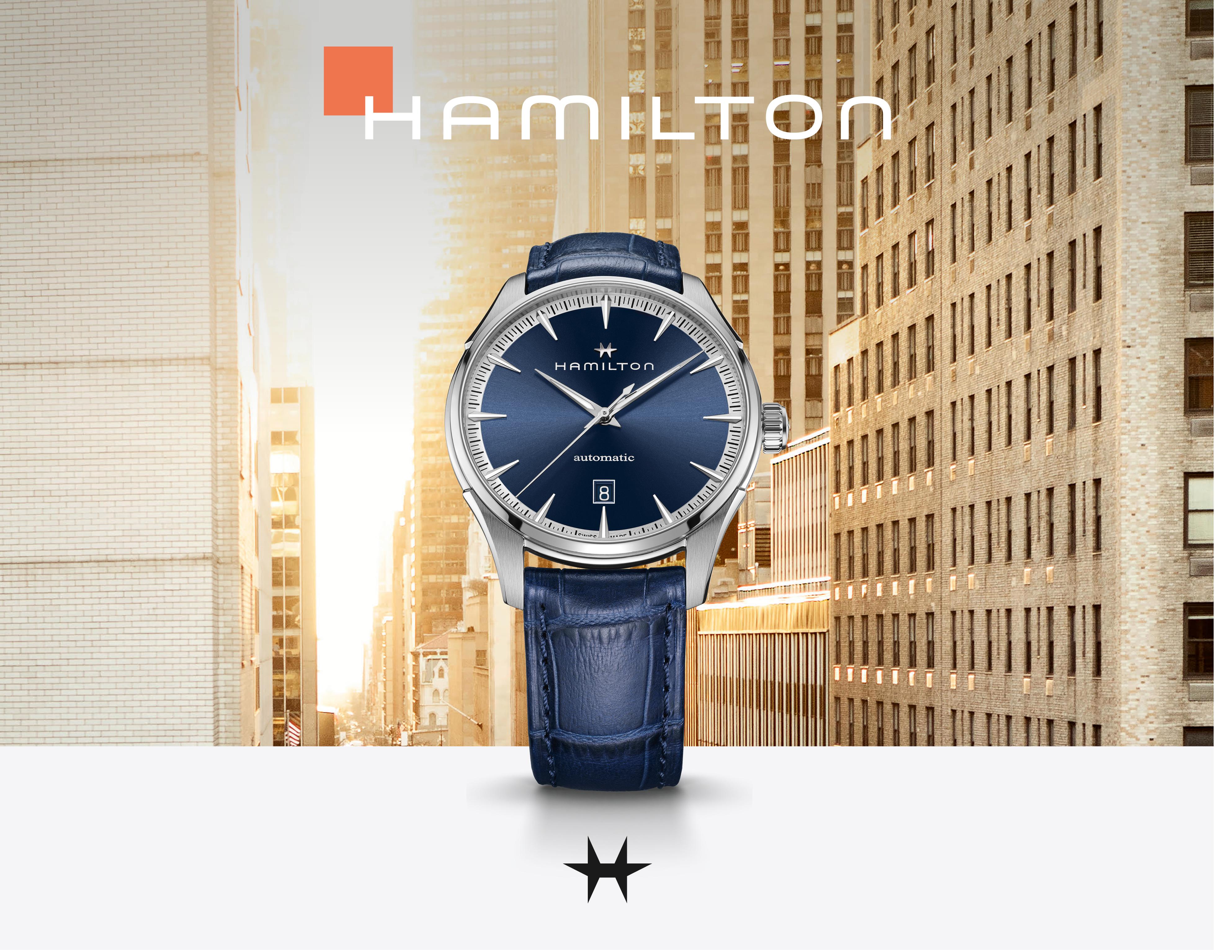 reloj hamilton para regalar